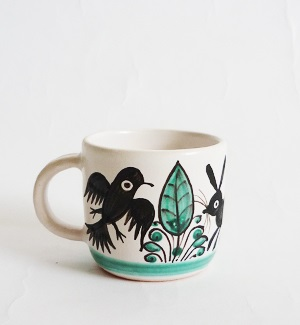 piccolo mug - zver (green)