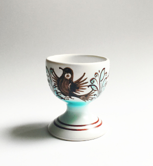 egg cup - zver (green)